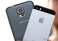 Comparatif vidéo : Samsung Galaxy S5 vs Apple iPhone 5s