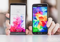 Samsung Galaxy S5 vs LG G3 : performances ou fonctionnalités ?