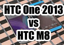 Comparatif HTC One vs HTC One M8 : le meilleur de HTC