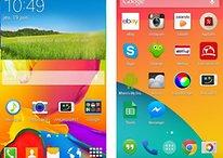 Samsung TouchWiz vs Android pur : la surcouche constructeur est-elle meilleure ?