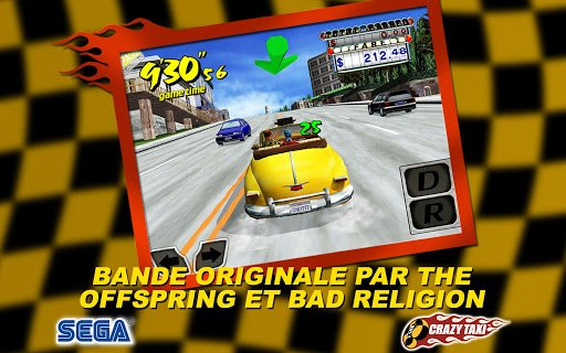 crazy taxi android 2