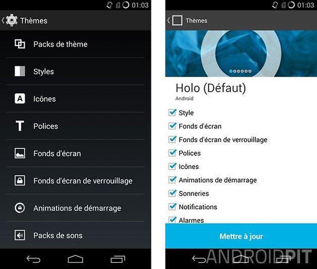 cyanogenmod 11 meilleures fonctionnalites 1