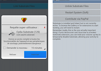 Comment installer Cydia Substrate sur Android
