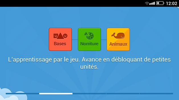 duolingo android anglais