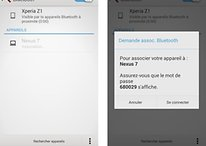 Comment envoyer des applications par Bluetooth sur Android