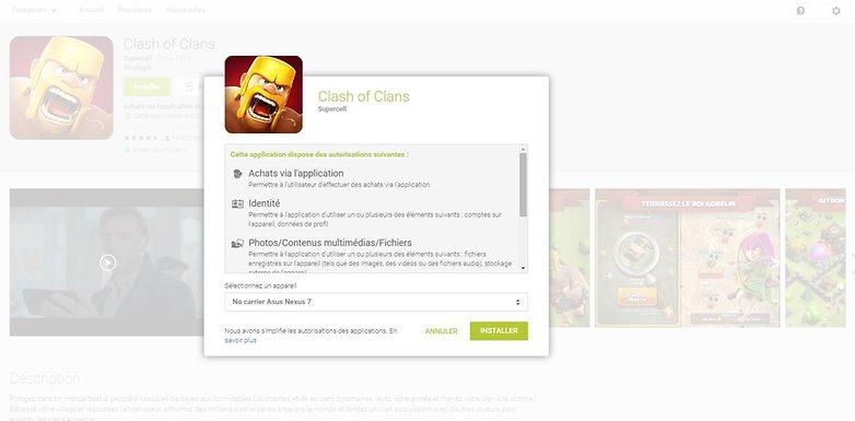 Toutes les erreurs du google play store et leurs solutions androidpit - Installer google sur le bureau ...