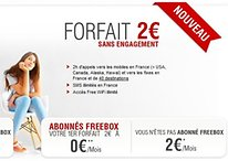 Free Mobile : nouveau forfait à 2 euros encore plus intéressant