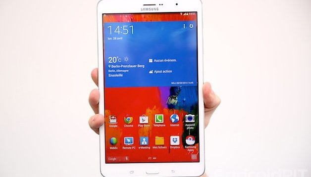 Samsung Galaxy Tab Pro 8.4 review: the best screen ever?