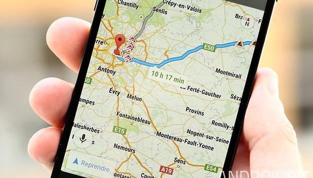 Comment envoyer un itinéraire sur Google Maps