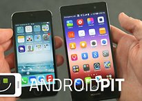 [Vidéo] Comparatif iPhone 5s - Huawei Ascend P7