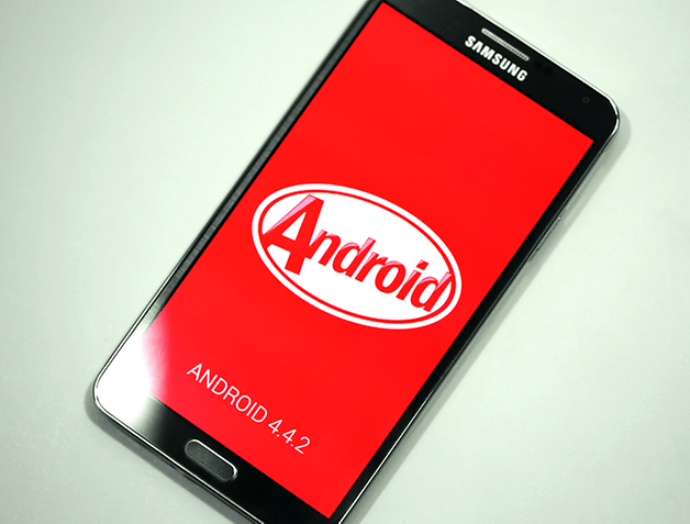 galaxy note 3 kitkat teaser
