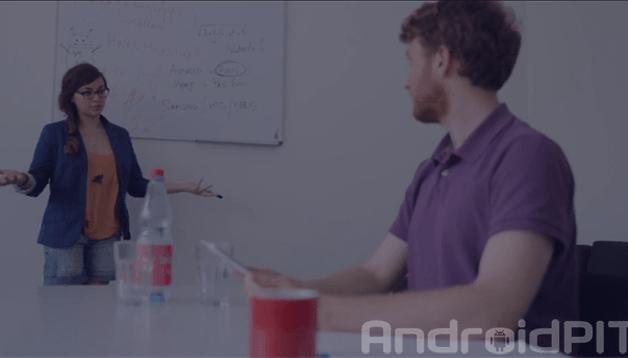 Vidéo : Parodie de la pub Galaxy Note 8.0
