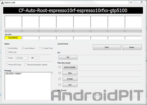 galaxy tab 2 root odin1