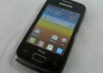 Test du Samsung Galaxy Y Duos