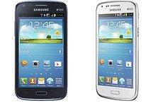 Nouveaux Samsung : Galaxy (en)Core