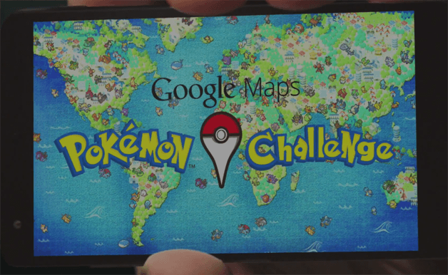Google Maps Pokemon Maps Arrive Sur Android Poisson D