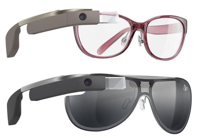google glass design dvf