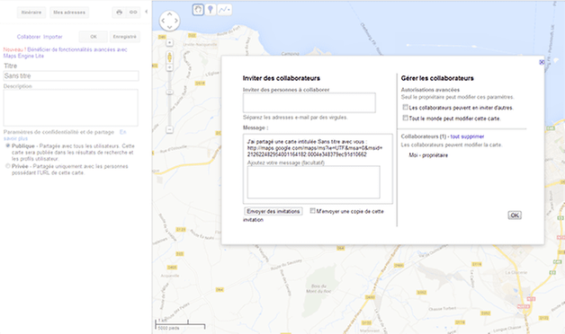 google maps cartes 3