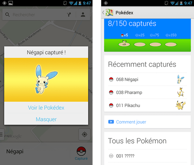 google maps pokemon challenge 2