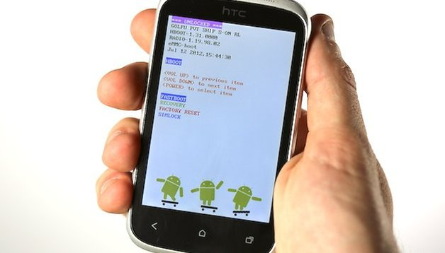 Tutoriel : root du HTC Desire C