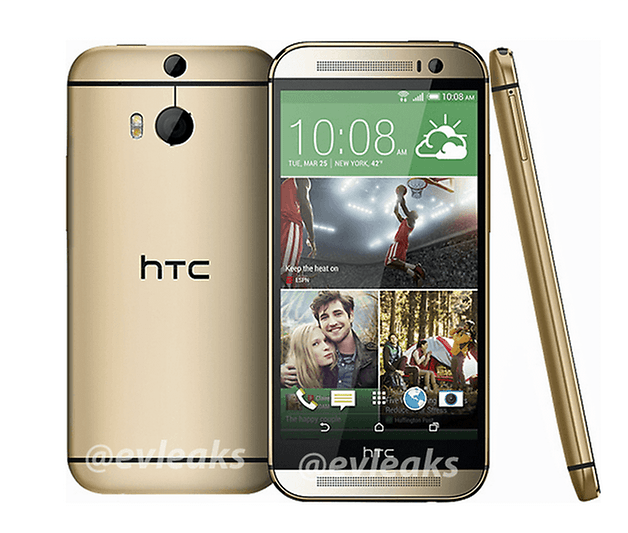 htc one 2 press pic leak