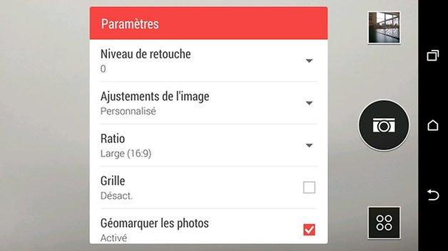 HTC One M8 camera test
