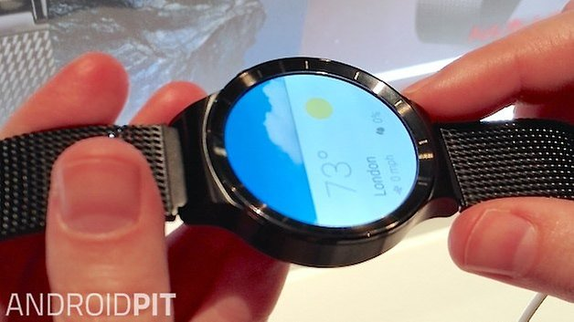 huawei watch handson 4