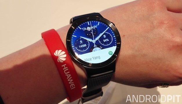 63a6d1805cd Review preliminar do Huawei Watch  o mais customiz aacute vel dos  smartwatches! (Atualizado