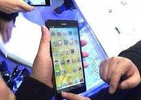 Huawei Ascend Mate se deja ver - Un phablet de 6,1 pulgadas FullHD
