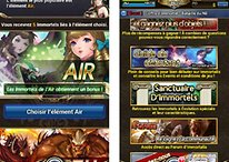 Immortalis : le jeu de carte MMO sur Android