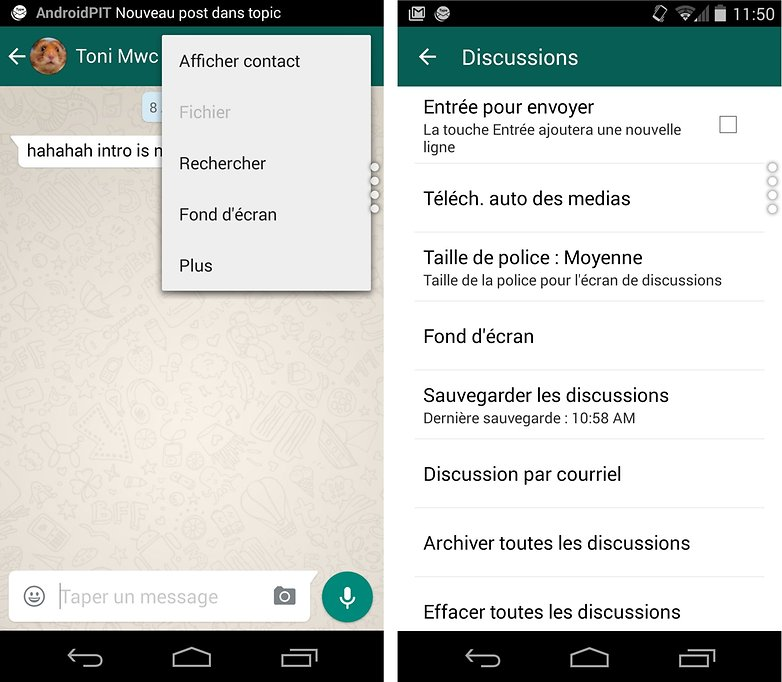 installer derniere version apk E