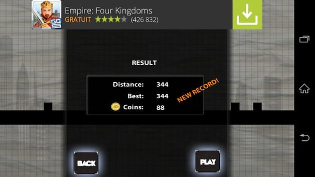 jeu android durs line runner 2