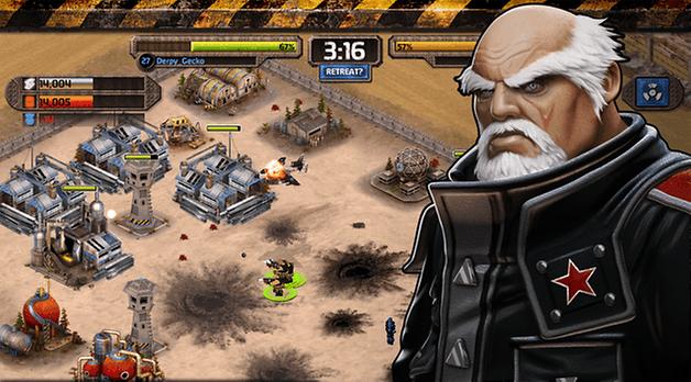 jeu strategy android en territoire ennemi