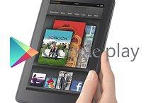 Tutoriel : installer le Google Play Store sur la Kindle Fire d'Amazon