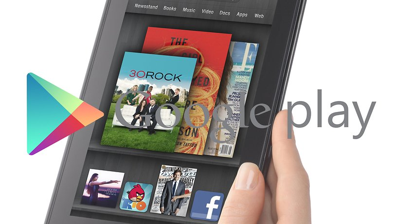 Tutoriel : installer le Google Play Store sur la Kindle Fire d'Amazon