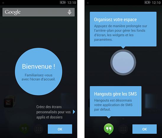 Android 4.4 KitKat Nexus 5 launcher