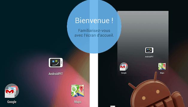 Téléchargez et installez le launcher du Nexus 5 : Google Experience