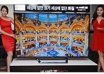 Nouveautés LG : écrans de grosses cylindrées et carrosserie racée