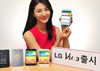 LG sort une nouvelle phablette de forme étrange : le Vu 3