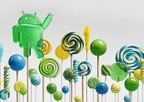 Android Lollipop: Update-Übersicht für Smartphones und Tablets