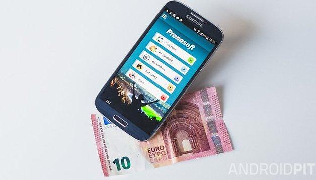 Top des meilleures applications de paris sportifs sur Android pour gagner plein d'argent !