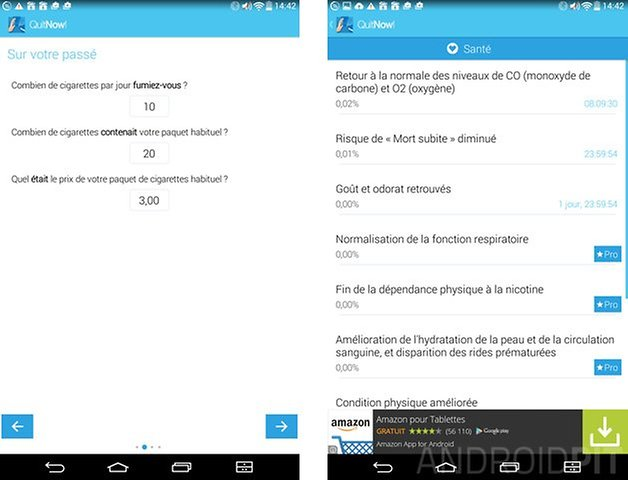 meilleures applications arreter de fumer quitnow