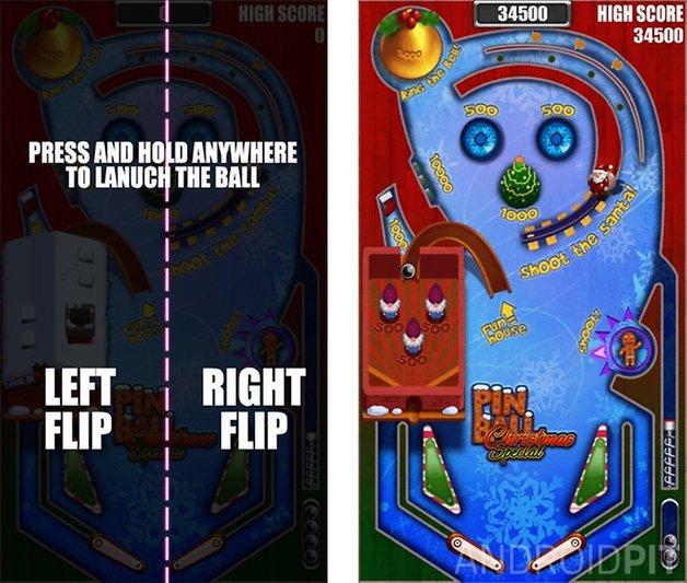 meilleurs jeux classiques android pinball