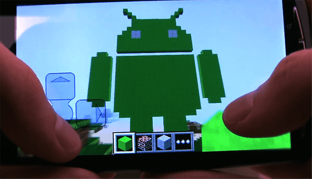 minecraft android teaser