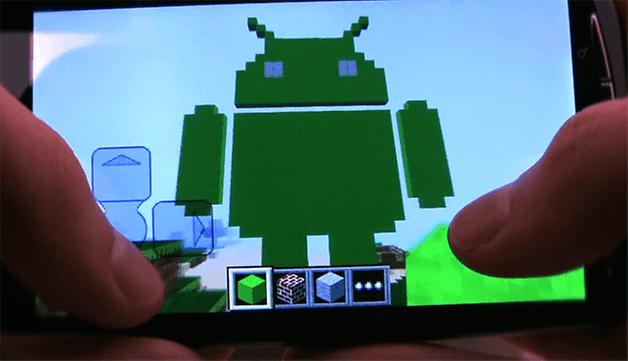 minecraft android teaser
