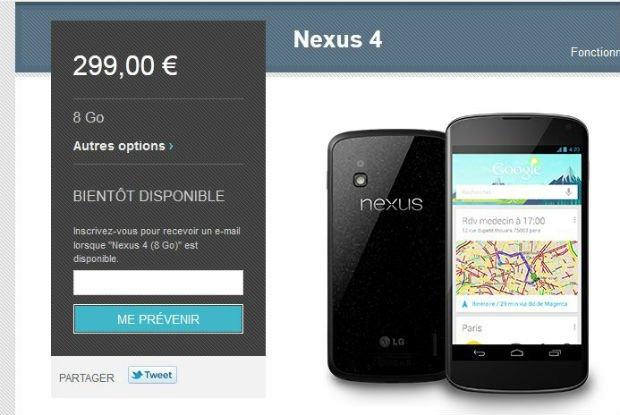 Nexus 4 stock recovery options