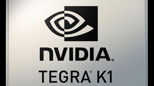 nvidia tegra k1 logo