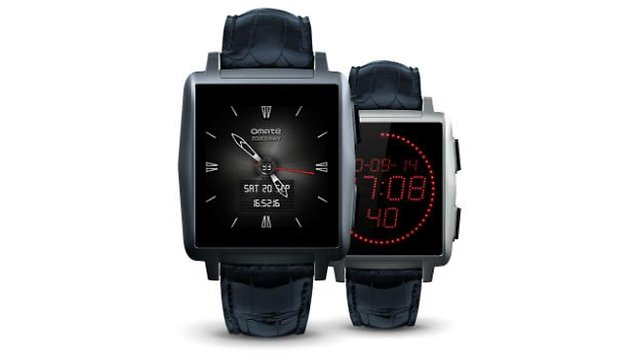 Has this sensational new Omate X smartwatch already beaten the Moto 360?