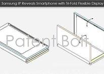 Samsung préparerait une tablette pliante pour 2015