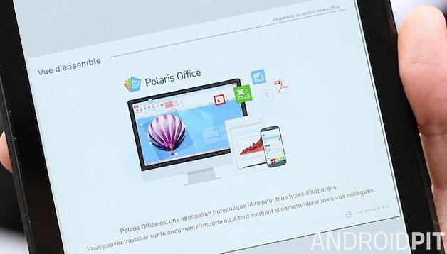 Trucs et astuces : comment utiliser Polaris Office sur Android ?